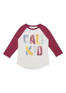 Peek...Aren't You Curious Peek Aren't You Curious Liam Cali Long Sleeve T-Shirt (Toddler Boys & Little Boys)