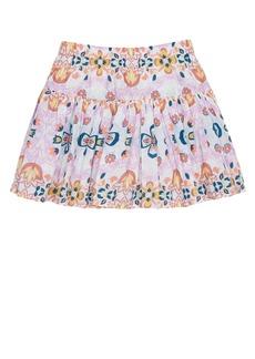Peek...Aren't You Curious Peek Aren't You Curious Sydney Floral Skirt (Toddler, Little Girl & Big Girl)