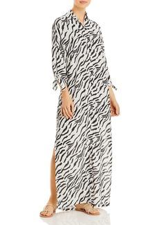 Peixoto Josephine Printed Maxi Dress Swim Cover-Up