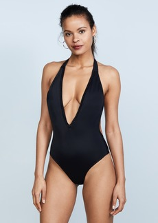 Peixoto Kai Deep V One Piece