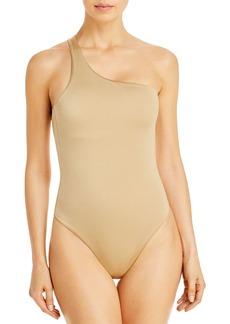 Peixoto Sasha Asymmetric One Piece Swimsuit