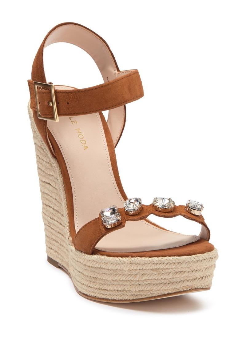 Pelle Moda Olea Wedge Sandal