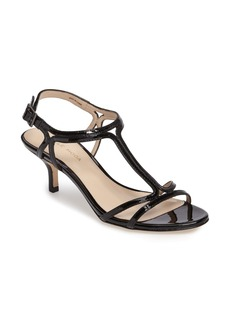 Pelle Moda Abbie Strappy Kitten Heel Sandal (Women)