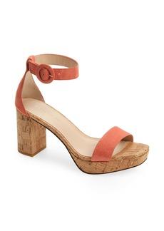 Pelle Moda Amari Platform Block Heel Sandal (Women)