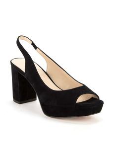 Pelle Moda Amaya Slingback Platform Sandal (Women)