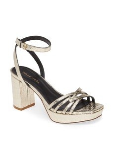 Pelle Moda Amy Ankle Strap Sandal (Women)