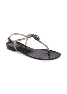 Pelle Moda Baxley 3 Crystal Embellished Sandal (Women)