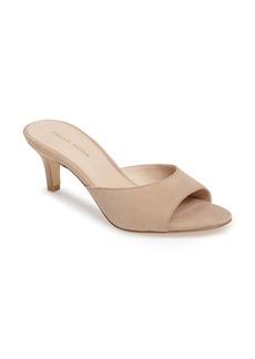 Pelle Moda Bex Kitten Heel Slide Sandal (Women)