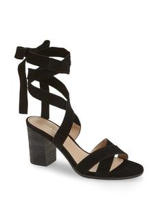 Pelle Moda Bonjour Ankle Wrap Sandal (Women)