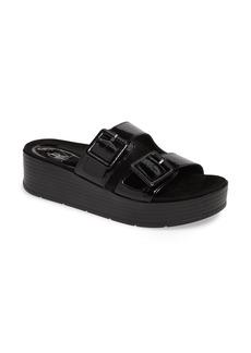 Pelle Moda Fatima Platform Slide Sandal (Women)
