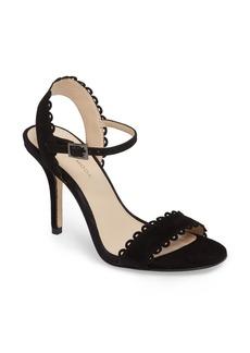 Pelle Moda Karen Scallop Ankle Strap Sandal (Women)