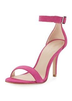 Pelle Moda Kasey High Dressy Suede City Sandal