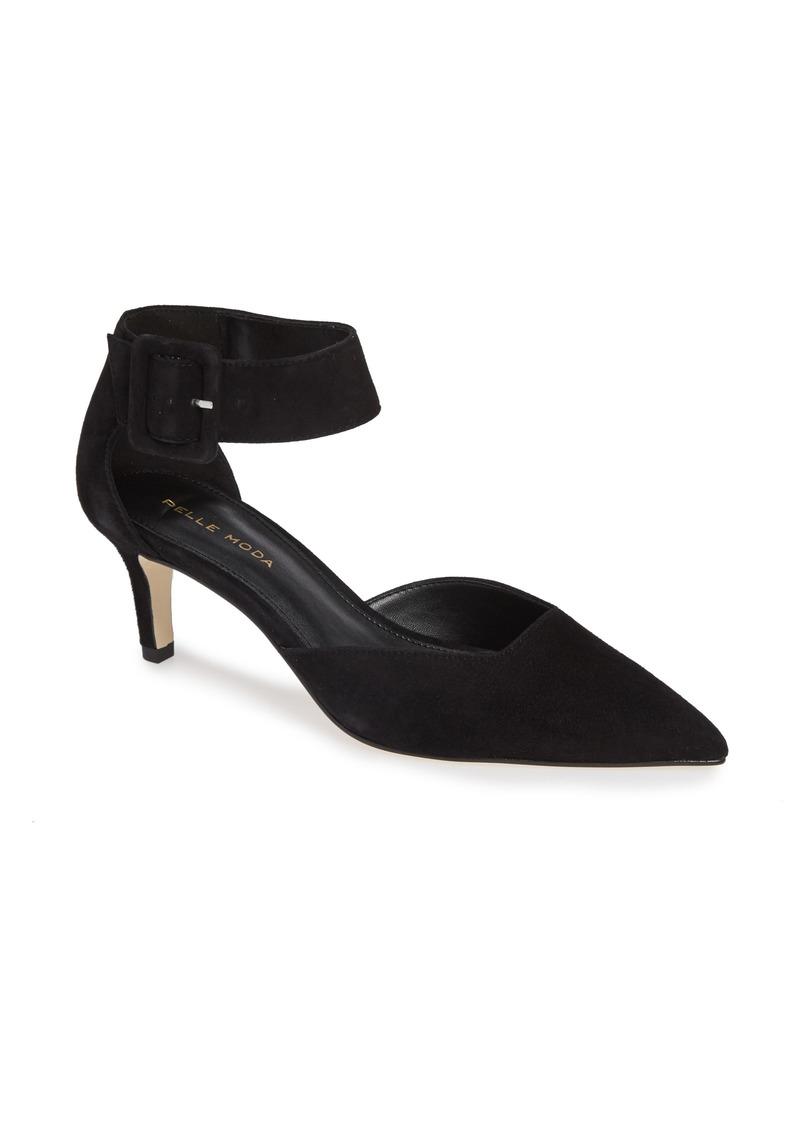 Pelle Moda Kenley Ankle Strap Pump (Women)