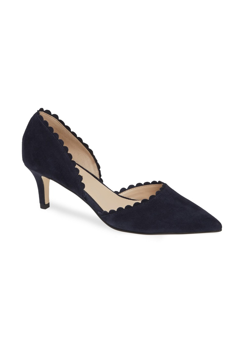Pelle Moda Kenny d'Orsay Pump (Women)