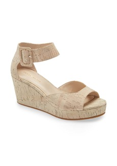 Pelle Moda Koko Platform Wedge Sandal (Women)