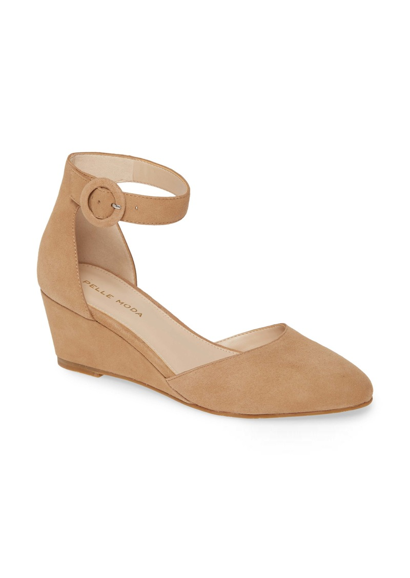 Pelle Moda Kurtis Wedge Pump (Women)