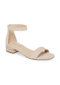 Pelle Moda Nicole Crystal Heel Sandal (Women)