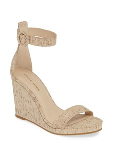 Pelle Moda Nisha Wedge Sandal (Women)
