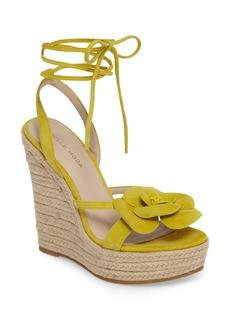 Pelle Moda Olena Espadrille Wedge Sandal (Women)