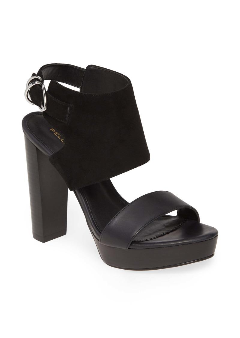 Pelle Moda Parker Platform Shield Slingback Sandal (Women)