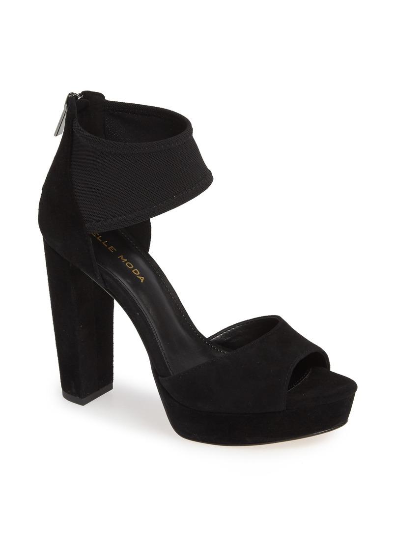 Pelle Moda Pauli Platform Sandal (Women)