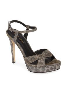 Pelle Moda Platform Stiletto Sandal (Women)