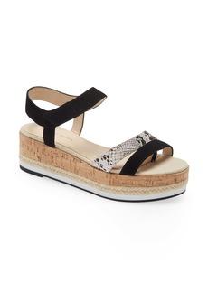 Pelle Moda Poppy Platform Sandal (Women)