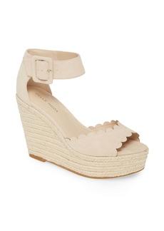 Pelle Moda Rica Platform Wedge Sandal (Women)