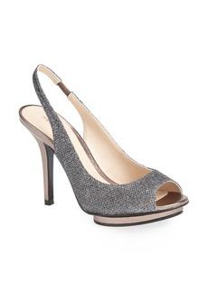 Pelle Moda 'Rivka' Open Toe Platform Slingback Sandal (Women)