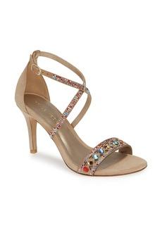 Pelle Moda Rory Crystal Embellished Sandal (Women)