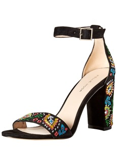 Pelle Moda Women's BONNIE4-SU Heeled Sandal