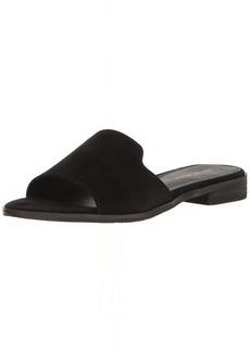 Pelle Moda Women's Hailey Flat Sandal  9.5 Medium US