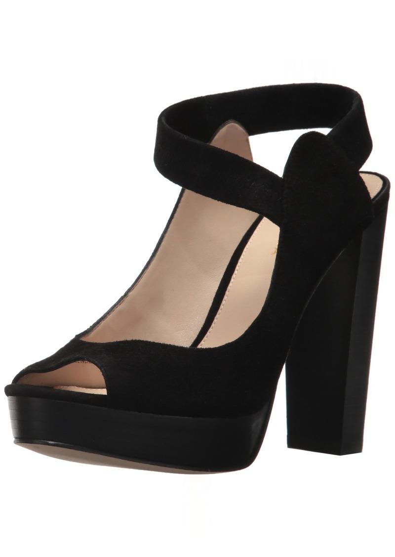 Pelle Moda Women's Penelope-U Heeled Sandal   M US