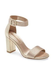 Pelle Moda Zoey Ankle Strap Sandal (Women)