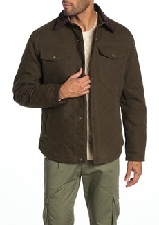 Pendleton Bannack Quilted Canvas Utility Jacket