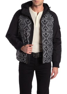 Pendleton Black Diamond Printed Insulated Jacket