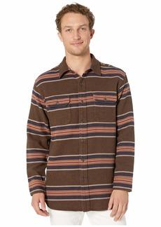 Pendleton Blanket Stripe Overshirt