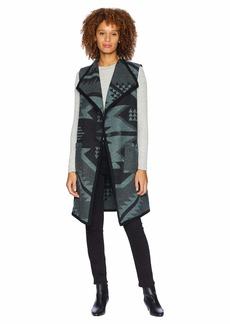 Pendleton Carly Long Wool Vest