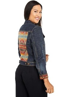 Pendleton Denim/Wool Jean Jacket