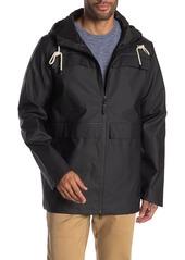 Pendleton Depoe Bay Coated Hooded Raincoat