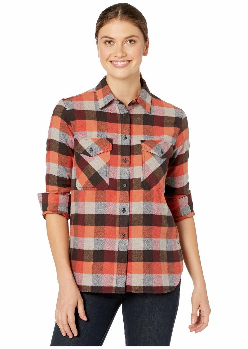Pendleton Elbow Patch Flannel Shirt
