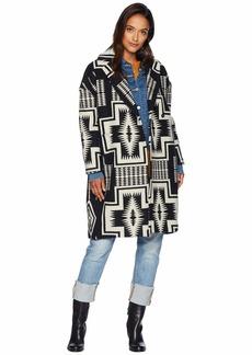 Pendleton Harding Cocoon Coat