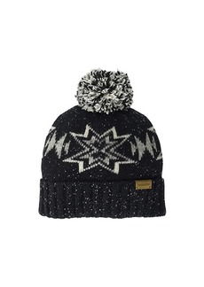 Pendleton Hat with Pom Pom