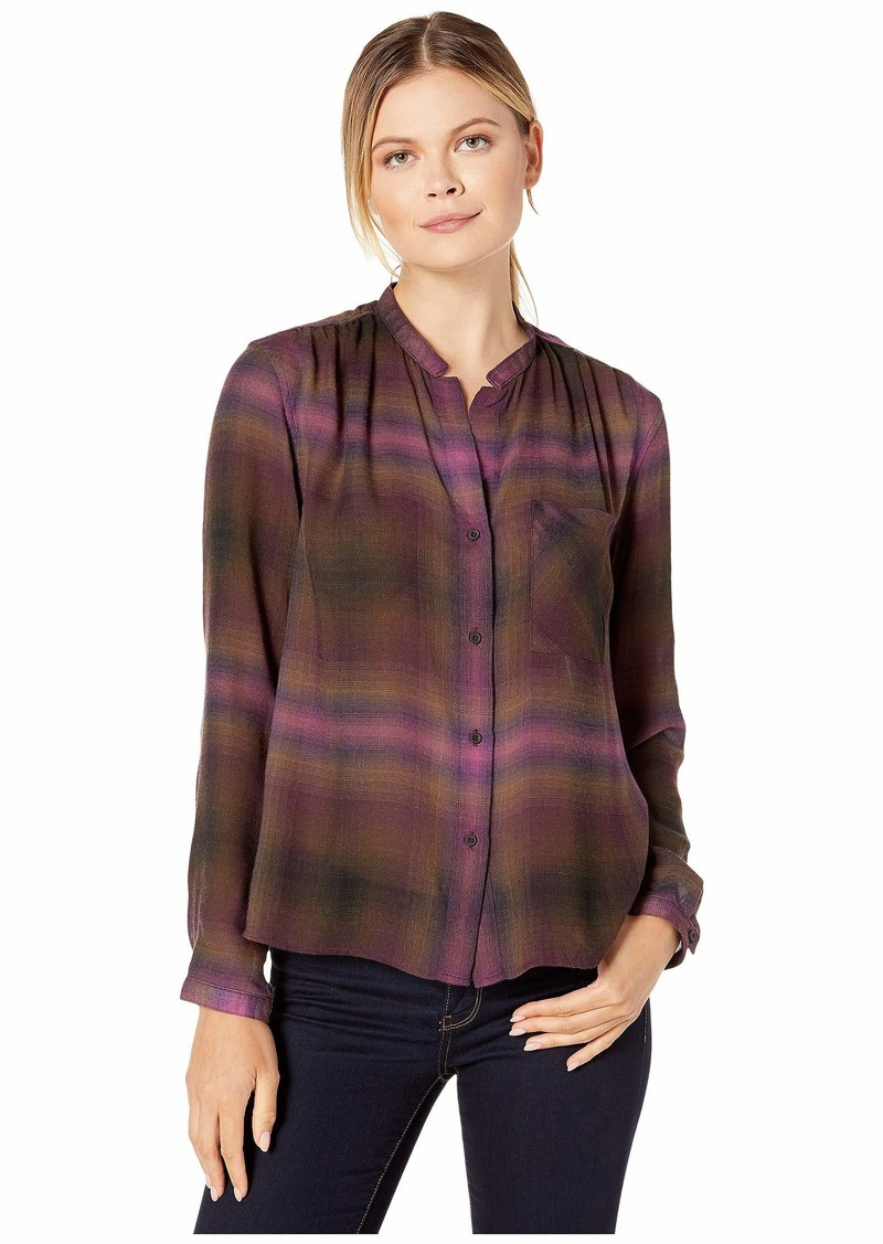Pendleton Helena Mandarin Collar Shirt