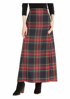 Pendleton Long Plaid Skirt