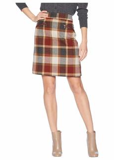 Pendleton Marlowe Wool Skirt