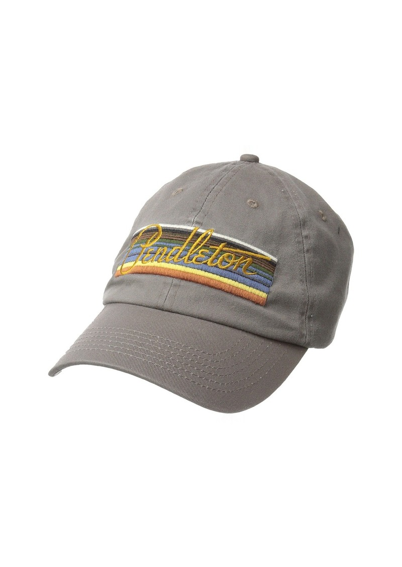 Pendleton Olympic Park Stripe Embroidered Cap