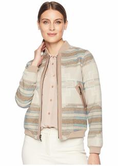 Pendleton Pacific Wool Bomber Jacket