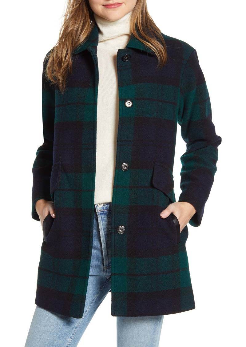 Pendleton Mercer Island Wool Blend Barn Coat