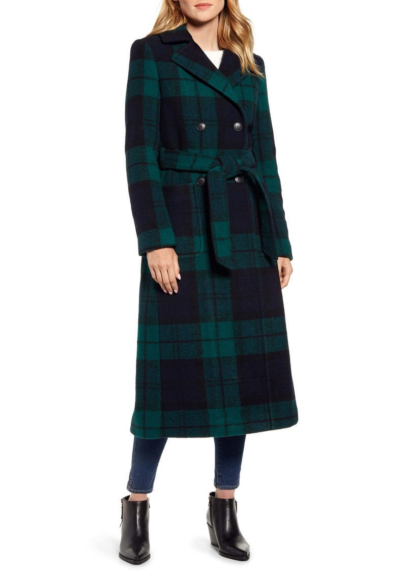 Pendleton Aurora Classic Double Breasted Reefer Coat